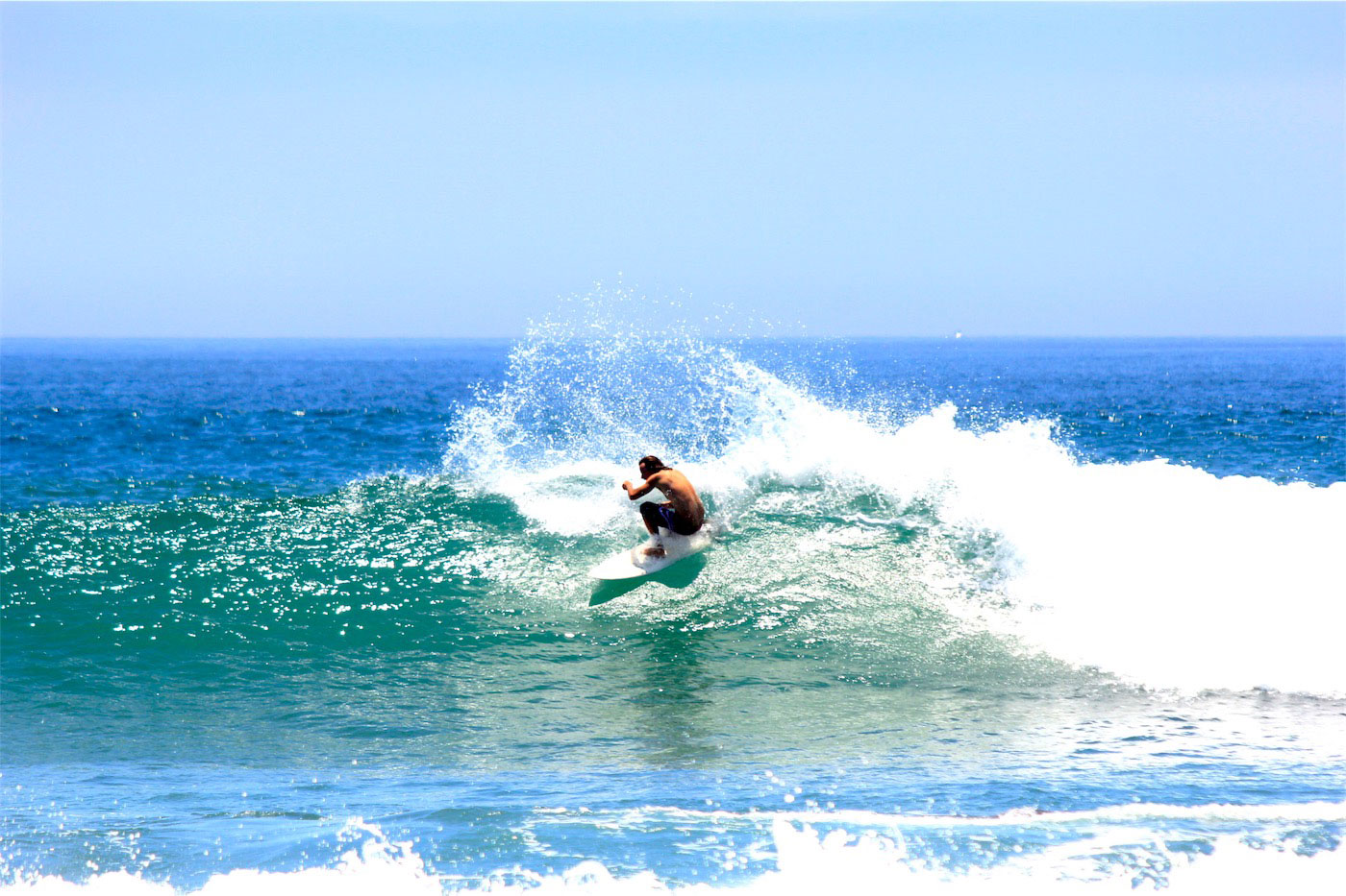 Daniel @ Mike Doyle Surf School